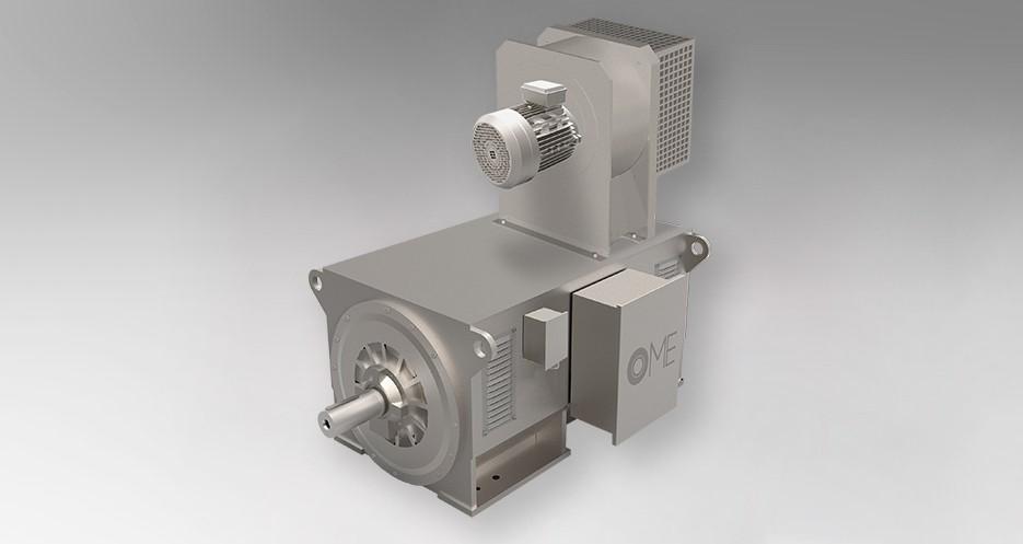 Motore elettrico OMDC
