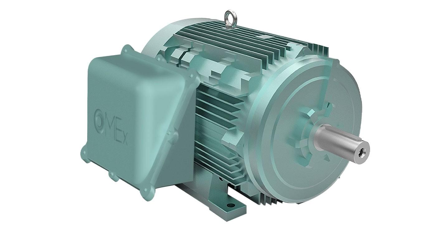Motore elettrico trifase OMNEX