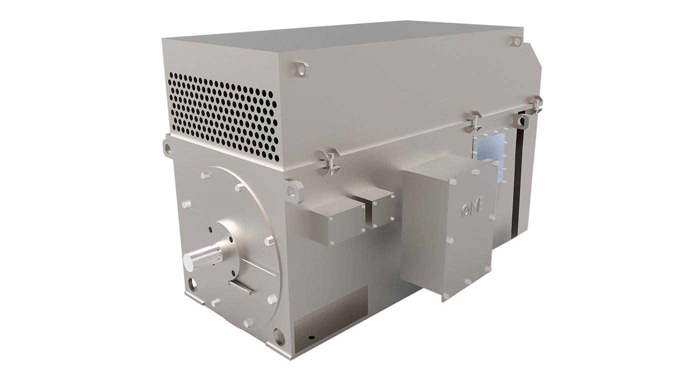 Motore ad Anelli OMA High Voltage