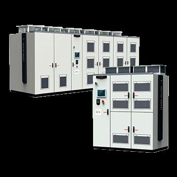 Inverter a media tensione LSMV-M1000