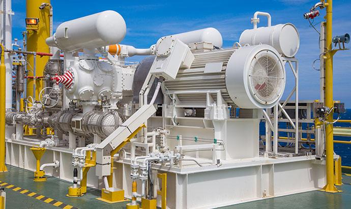 Motori Per Compressori Samsung / Hanwha Techwin