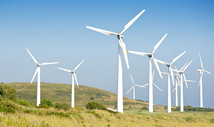 Generazione Di Energia Eolica: Scopri La Gamma Di Motori OME Dedicata