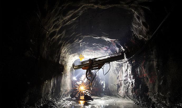 Motori Antideflagranti Per L'utilizzo In Miniera