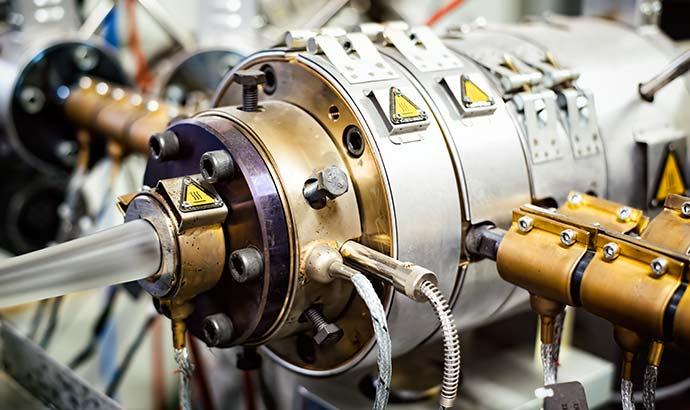 OME Motors Ha Progettato e Realizzato Un Motore ATEX Per TMEIC