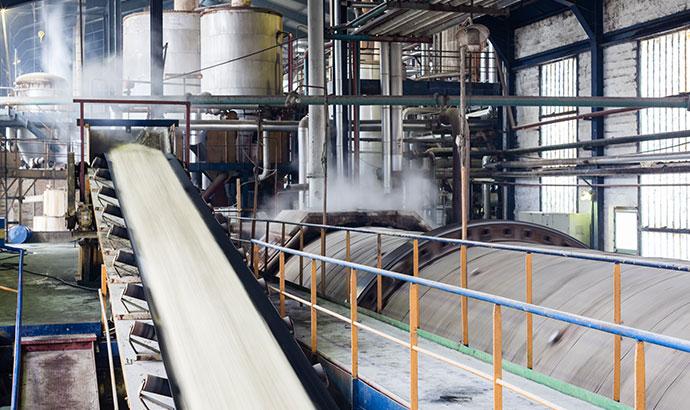 Motori Efficienti Su Misura Per Gli Zuccherifici