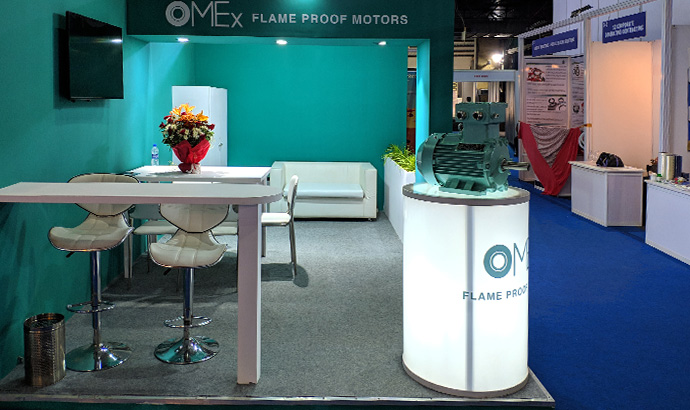Oil & Gas World Expo Mumbai 2020: Ome Motors presente alla fiera in India