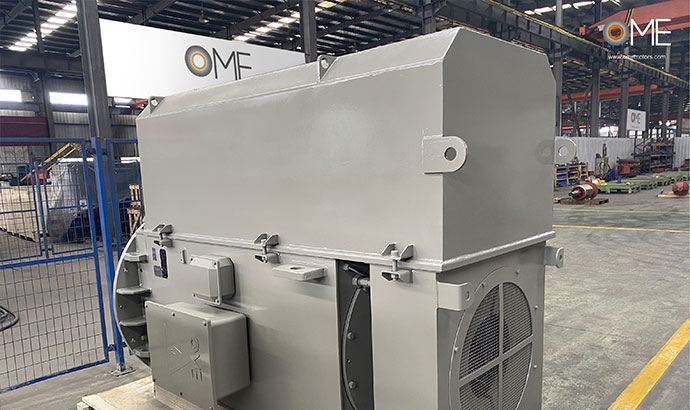 PT Power: OME Electric Motors e KSB insieme in Indonesia